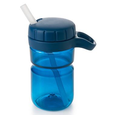 OXO Tot Twist Top Water Bottle Navy