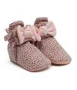 Robeez Snap Bootie Animal Bow