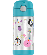 Thermos FUNtainer Insulated Bottle Magical Rainbow Unicorns