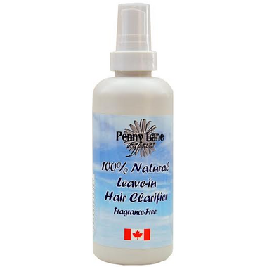 Penny Lane Organics 100% Natural Fragrance Free Leave-In Hair Clarifier