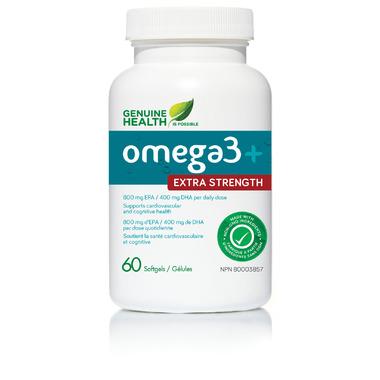 Genuine Health Omega3+ Extra Strength