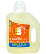 Boulder Clean Power Plus Detergent Valencia Orange