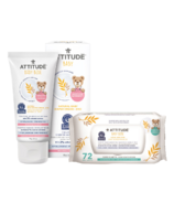Attitude Natural Baby Diapering Bundle