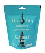 All Yum Onion Chips Sea Salt