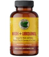 Pure Lab Vitamins NADH+Ubiquinol