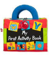 Melissa & Doug K's Kids Cloth My First Activity Book