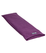 Halfmoon Yoga Linen Hot & Cold Therapy Pillow Plum