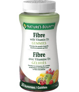 Nature's Bounty Fibre with Vitamin D3