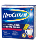 NeoCitran Extra Strength Total Cold Day Non-Drowsy