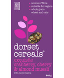 Dorset Cereals Super Cranberry, Cherry and Almond Muesli