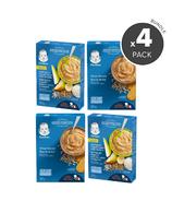 Gerber Baby Cereal 8 Months + Variety Bundle