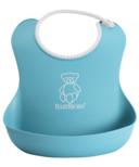 BabyBjorn Soft Bib Turquoise