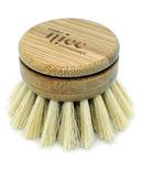 Make Nice Company Natural Dish Brush Replacement Head