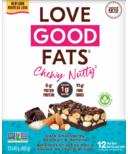 Love Good Fats Chewy Nutty Dark Chocolate Sea Salt Almond Bar Case