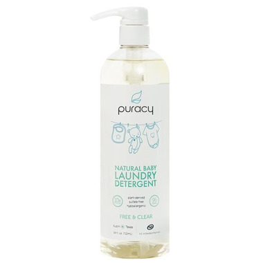 Puracy Natural Baby Laundry Detergent