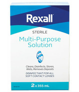 Rexall Multi-Purpose Solution Twin Pack