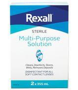 Rexall Multi-Purpose Solution Twin Pack
