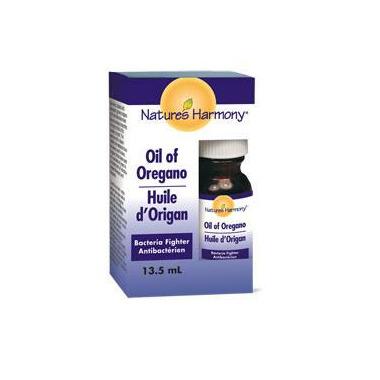 Nature\'s Harmony Oil of Oregano Liquid
