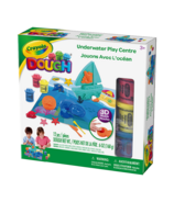 Crayola Modeling Dough Underwater Play Centre Set
