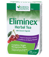 Adrien Gagnon Eliminex Herbal Tea Cherry and Cranberry Flavour