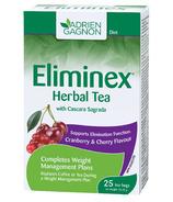 Adrien Gagnon Eliminex Herbal Tea Cherry and Cranberry Flavour