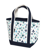 Keep Leaf Insulated Lunch Tote Planes