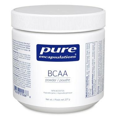 Pure Encapsulations BCAA Powder