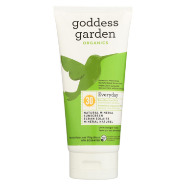Goddess Garden Daily SPF 30 Mineral Sunscreen