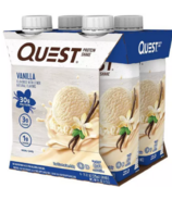Quest Nutrition Ready To Drink Protein Shake Vanilla