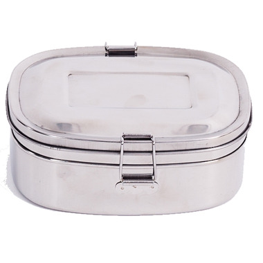 Onyx Medium 2-Layer Sandwich Box