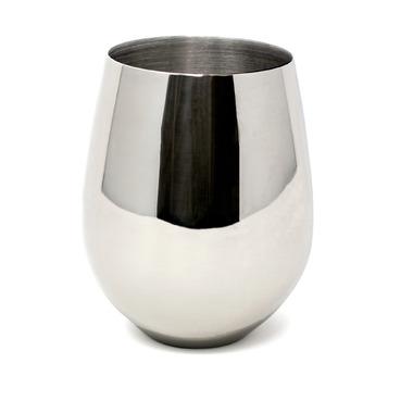 Danesco Stainless Steel Stemless Goblet