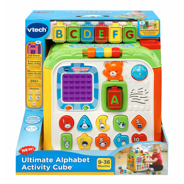 VTech Iltimate Alphabet Activity Cube