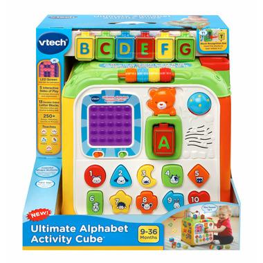vtech Iltimate Alphabet Activity Cube