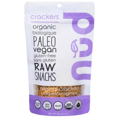Nud Fud Original Crackers