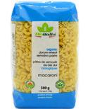 Bioitalia Organic Durum Wheat Semolina Macaroni Pasta