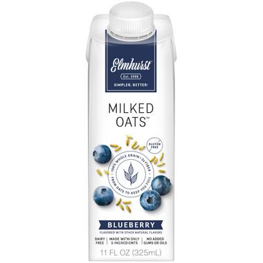 Elmhurst Milked Oat Blueberry