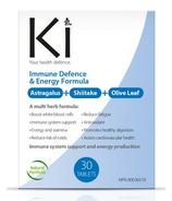 Martin Pleasance Ki Immune Defence & Energy Formula