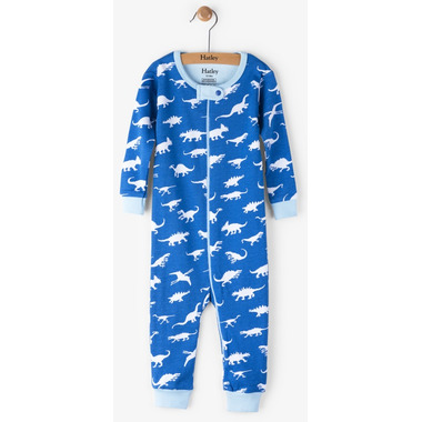 Hatley Footed Coverall Dinosaur Menagerie