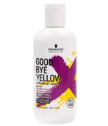 Schwarzkopf AU REVOIR LE JAUNE shampooing neutralisant