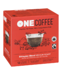 OneCoffee Organic Single Serve Coffee Capsules