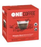 OneCoffee Organic Single Serve Coffee Capsules