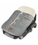 JJ Cole Infant Urban BundleMe Heathered Grey