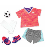 Our Generation Team Player Soccer Outfit