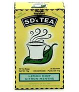 SD's thé à la menthe et citronnelle