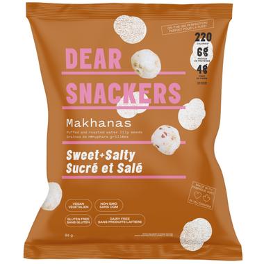 Dear Snackers Sweet & Salty Makhanas