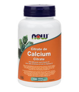Citrate de calcium NOW Foods