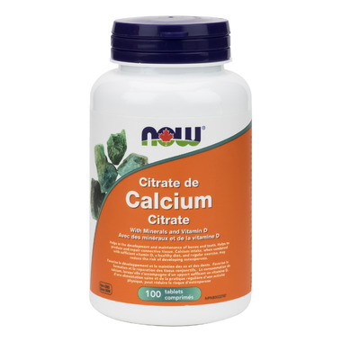 NOW Foods Calcium Citrate