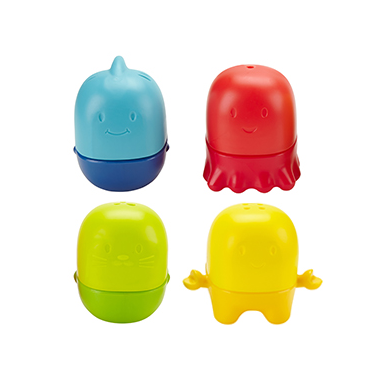Ubbi Bathe & Switch Bath Toys