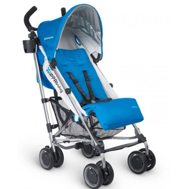 Buy UPPAbaby G-Luxe Stroller Georgie Marine Blue & Silver ...