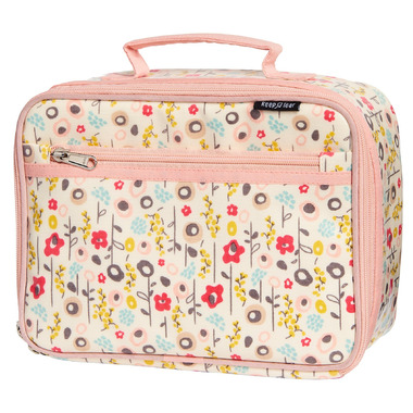 Keep Leaf Organic Cotton Lunch Box Bloom